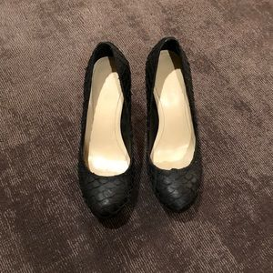 Calvin Klein Shoes - Calvin Klein Scalloped Heels